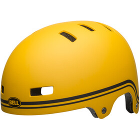 Bell Local Casque, classic matte yellow/black